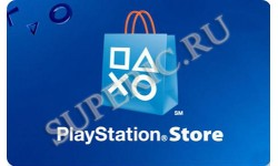 Playstation Network RU Money Card