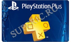 Playstation Network US Подписка