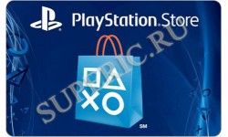 Playstation Network US Money Card